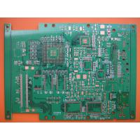 Best Immersion Silver FR-4 high Tg round, slots Quick Turn PCB Electronic circuit boards wholesale