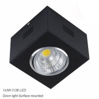 Best IP42 Surface mounted CreeCOB Ceiling down light&LED Grille light wholesale