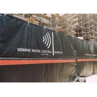 Best Mobile Noise Barriers Available All Color Optional 20dB 30dB 40dB noise insulation Waterproof design for outdoor wholesale