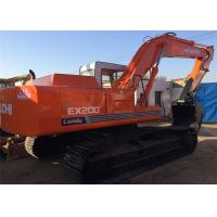 Best 6 Cylinders Second Hand Earthmoving Equipment  Hitachi Ex200 - 1 Original Turbo wholesale