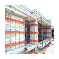 Best Highly Efficient Aluminum Alloy Formwork System For Home Construction/Formwork Plastic Tie Rod/Green Formwork System wholesale