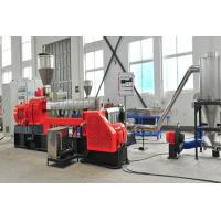 Best HFFR line granulator Banbury 65 150 two-stage 300 kg/h extruder Kneader wholesale