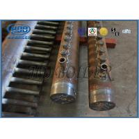 Best Power Station Boiler Manifold Headers , Stainless Steel Boiler Parts wholesale