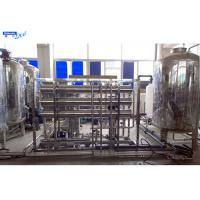 Best Reverse Osmosis Water Treatment Equipment SS304 Ozone Disinfection wholesale