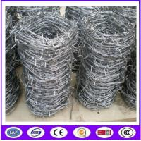 Buy cheap Double Twisted Hot Dipped Galvanized Babred Wire with best quality in Chinba from wholesalers