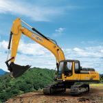 Best XCMG XE215C 21.5 Ton Hydraulic Crawler Excavator / Heavy Construction Machinery wholesale
