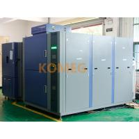 Best AC 380±10 % 50Hz Stainless steel Thermal Shock Test Chamber for LCD lighting industry wholesale