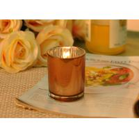 Best Small Candle Jars Decorative Votive Candle Holders Wedding Decoration wholesale