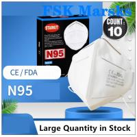 Buy cheap Reusable N95 Face Mask Anti Covid 19 Pneumonia Daily Disposable Protective Mask from wholesalers