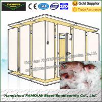 Details of cold room warehouse insulation sandwich floor for Cold floor insulation