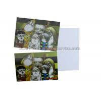 Best Loverly Cartoon Kids 3D Lenticular Postcard 11x16cm 3d Changing Pictures wholesale