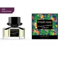 Best Eau De Toilette Perfume Garden Fresh Rose 30ML FEMALE Floral FOB wholesale