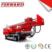 Best 1500m Deep Hole Multifunction Hydraulic Water Well Drilling Equipment TDR-50 wholesale