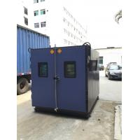 Best High Efficient Climatic Test Chamber With Non Linear Fast Temperature Change Rate wholesale