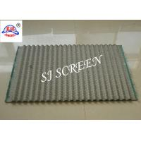 Buy cheap Pyramid Wave Typed Rock Shaker Screen FLC 2000 48-30 For Solids Control System from wholesalers