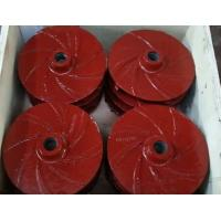 Buy cheap Hard Metal Closed Impeller / Volute Liner for Small Slurry Pumps in A05 Material from wholesalers