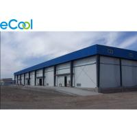 2000 Square Meter Frozen Food Storage Warehouses Low Temperature For Frozen Food Storage