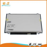 Buy cheap Silm LED Glossy 30 PIN laptop lcd display Screen B140XTN03.9 Normally White from wholesalers