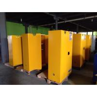 Best Vertical Corrosive Chemical Storage Cabinets 60 Gallon For Flammable Materials wholesale