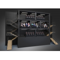 Best Low Maintenance 20 To 80 Seats Air Cinema With U-Shaped Screen For Amusement Park wholesale