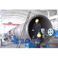 Cheap Industrial Insulated AAC Pressure Vessel Autoclave,Automatic Door Operator for sale