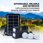 Best portable Home Solar Power System Solar panel system LED Torch desk lamp led bulb cheap wholesale