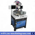 mini cnc metal fabrication ZK-4040(400*400*120mm)