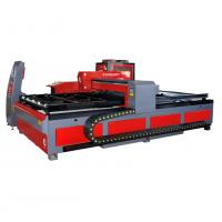 Buy cheap HECY2513C Aluminum Laser Cutting Machine ND YAG Laser Medium Low Noise from wholesalers