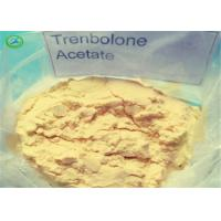 China Healthy Yellow Trenbolone Powder Trenbolone Acetate / Tren Acetate For Safe Bodybuilding on sale