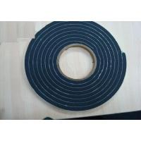 China Die cutting CR foam insulation tape self - adhesive wound dressing on sale