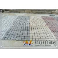China China Granite Mesh Paving Stone for sale