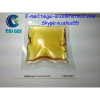 Best High purity Boldenone Undeclynate(EQ) bodybuilding muscle yellow viscous liquid wholesale