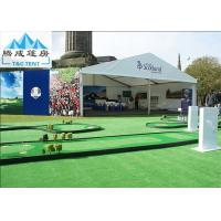 Best 20x30m Waterproof Colorful Big Aluminum A Shaped Tent For Sports With Printing Logo wholesale