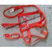how to wear industrial safety belt