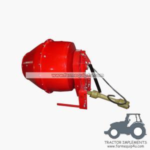 Best 5CM - 3 point hitch PTO Cement Mixer ,concrete mixer  200lit wholesale