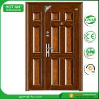 Best steel single entry security doors steel door price philippines wholesale