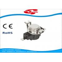 Best KSD302 Snap Action Thermostat For Heating Machine And Ventilation Equipment wholesale
