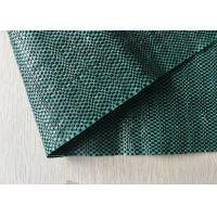 Cheap Geosynthetic Fabric Flat Yarn PP Woven Geotextile Use Prevent Grass Grow for sale