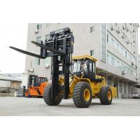 China 20 ton all terrain forklifts 4x4 rough terrain forklift trucks with cummins engine for sale on sale