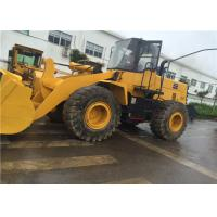 Best Year 2008 Komatsu Second Hand Wheel Loaders , WA380 Used Front Loader 16.5 Ton wholesale