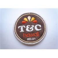 Best Customized Embroidered Patches Custom 3D Rubber Patches For Shirt wholesale