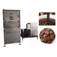 China Automatic Industrial Chocolate Tempering Machine 12 Monthes Warranty on sale