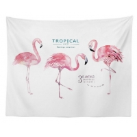 Buy cheap Hanging Pink Display Advertising Flags For Businesses from wholesalers