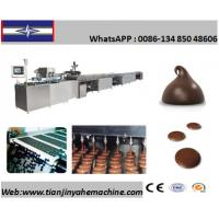 Best DJJ Series Stainless Steel Made Chocolate Chips Casting Line wholesale