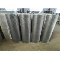 Best Plain Weave Aluminum Wire Mesh / Expanded Metal Panels For Wall Claddings wholesale