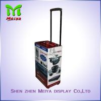 Best Recyclable Corrugated Cardboard Trolley Box For Trade Show And Expo wholesale