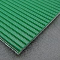 Best Longitudinal rib pvc conveyor belt wholesale
