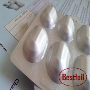 Medical cold form alu alu blister packaging material for capsule blister pack