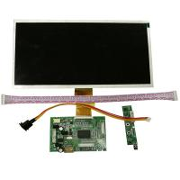 Best 10.1 Inch 250cd TFT Display LCD Touch Screen / GPS Navigators Flexible LCD Display wholesale