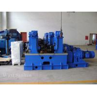 Best High Speed 22kw H-Beam Production Line , Steel Flange Bean Straightening Machine wholesale